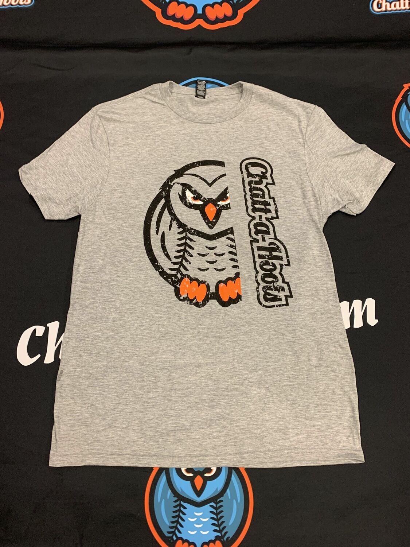 Owl/Wordmark Tee