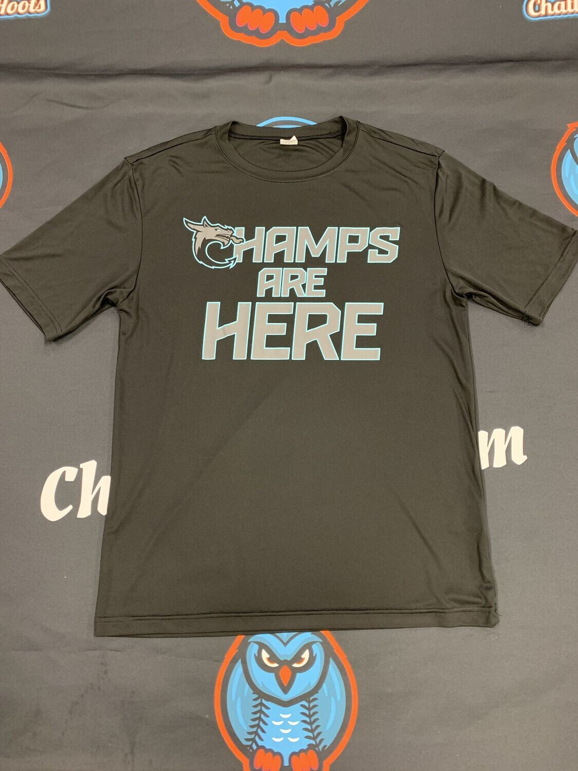 Champs are Here Tee