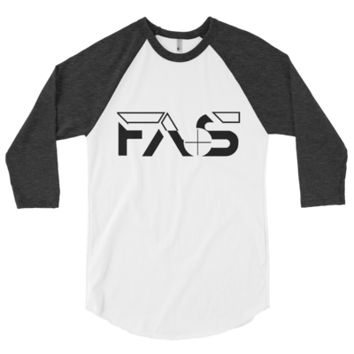 3/4 sleeve FAoS shirt