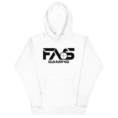 FAoS White Hoodie