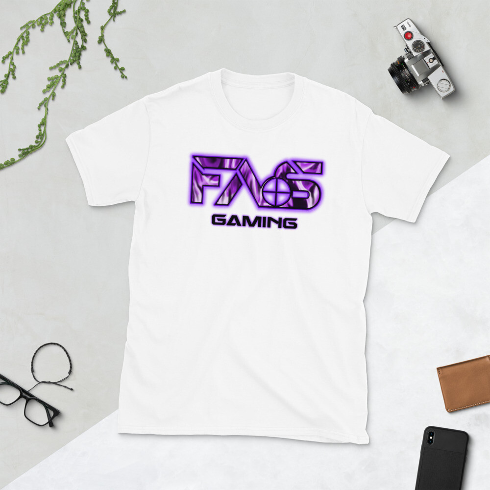 FAoS White T-Shirt V2