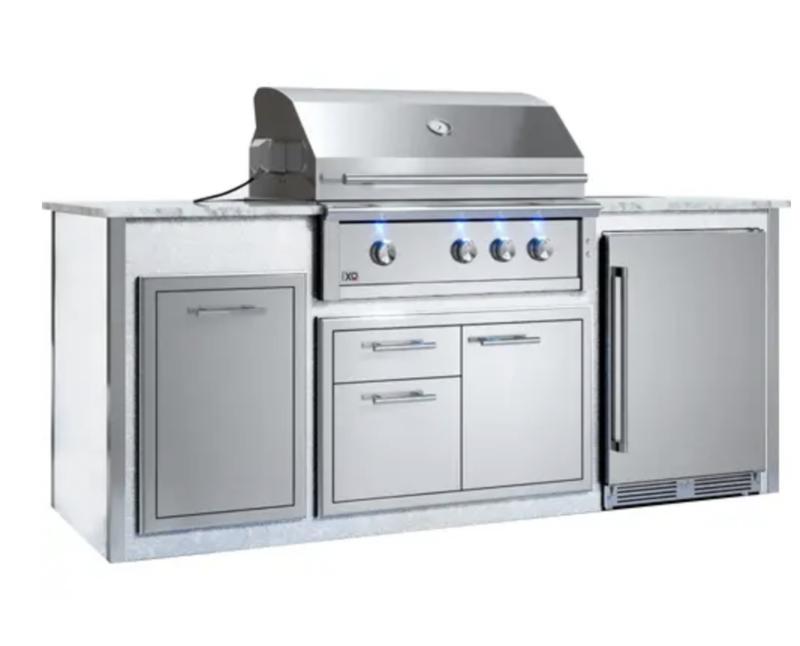 Appliance Ready Pre-Assembled 36
