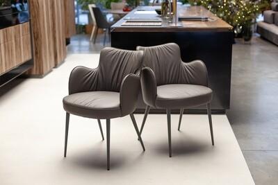 Кресло MINNIE SOFT (Grigio Lava)