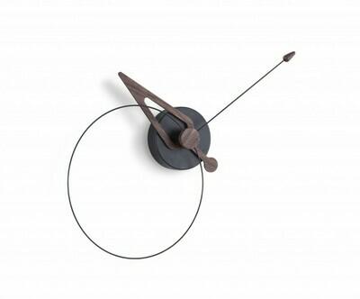 Часы Nomon Pico black/walnut d40 cm