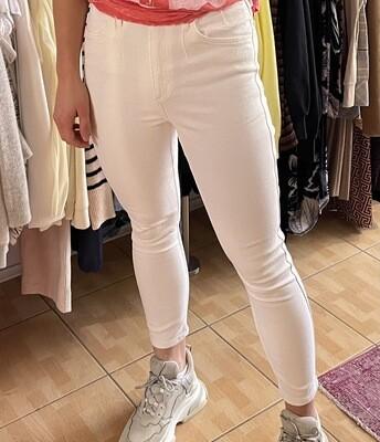 rag & bone Jeans weiß