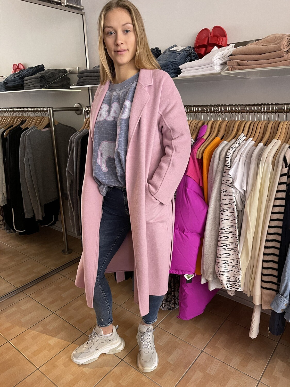 STAND Studio Mantel rosa