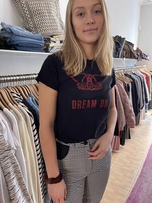 Recycled Karma T Shirt schwarz