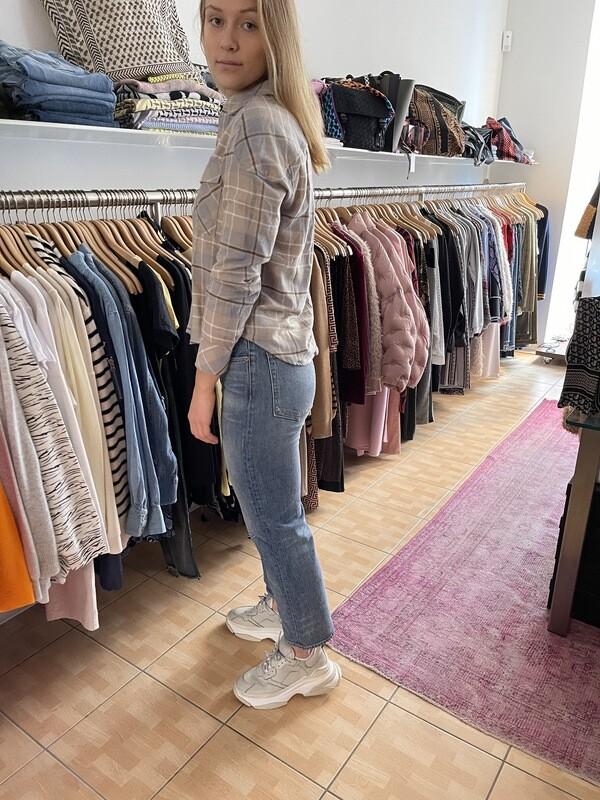 Hellblaue Jeans von rag & bone