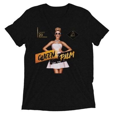 QPIFF 2020 Unisex Queen Palm Tee