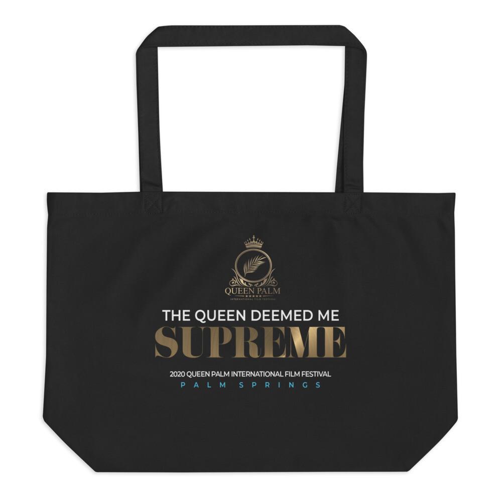 QPIFF 2020 Large Eco Tote Bag