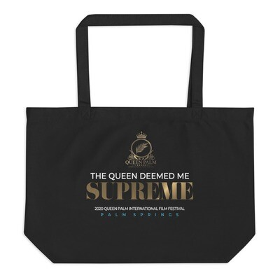 QPIFF 2020 Large Eco Tote Bag