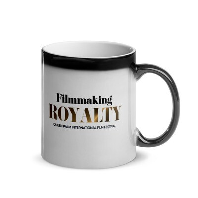 QPIFF Fiimmaking Royalty Mug