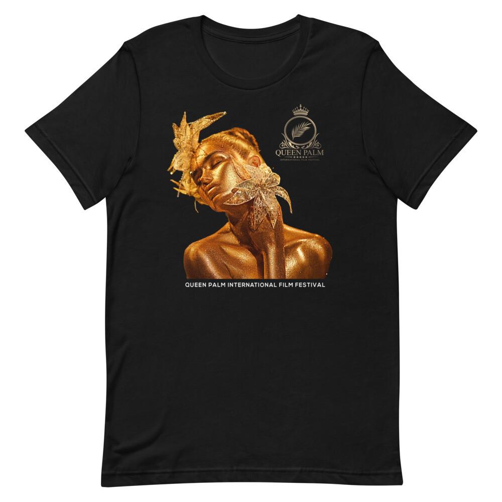 Queen Palm Golden Goddess Unisex T-Shirt