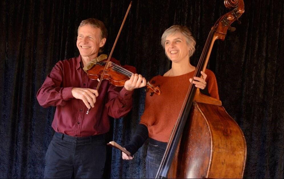 Musique des Balkans avec Christiane Ildevert et Patrice Gabet