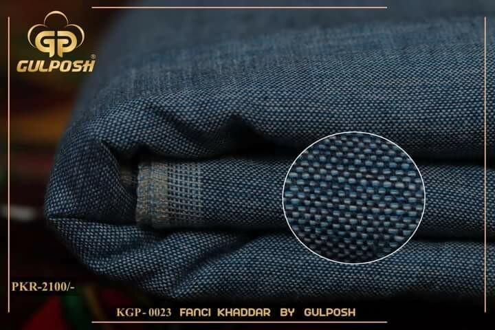 KGP-0023 FANCY KHADAR BY GULPOSH