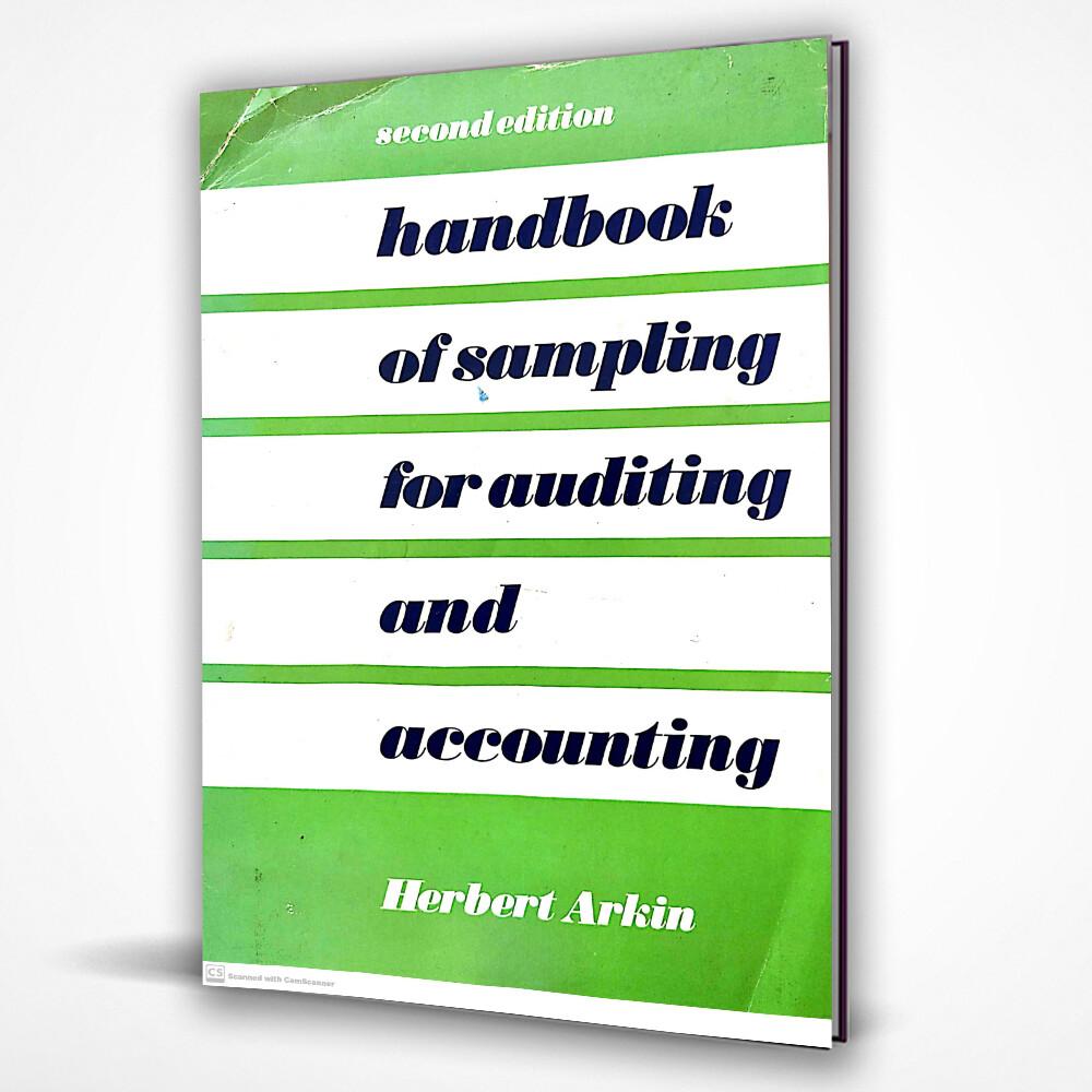 HANDBOOK OF SAMPLING FOR AUDITING OR ACCOUNTING