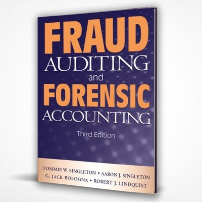 FRAUD AUDITING & FORENSIC ACCOUNTING