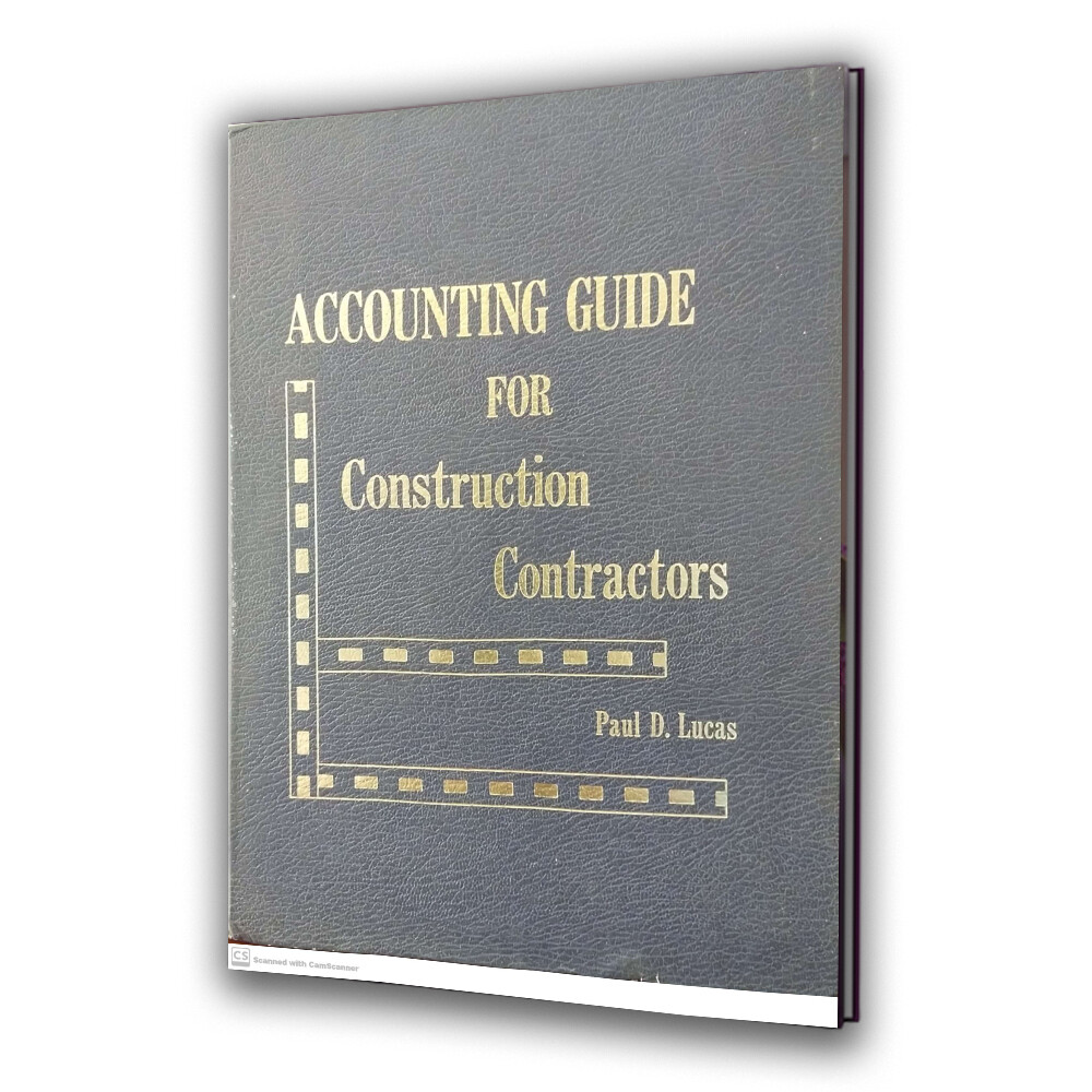 ACCOUNTING GUIDE FOR CONSTRUCTION CONTRACTORS