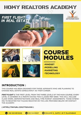 First Flight (Real Estate Training Course)