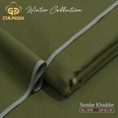 SUNDAR KHADDAR | SAFRON | GULPOSH