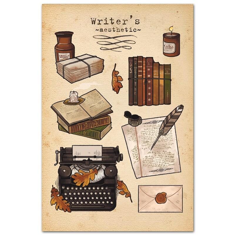 Эстетика писателя
