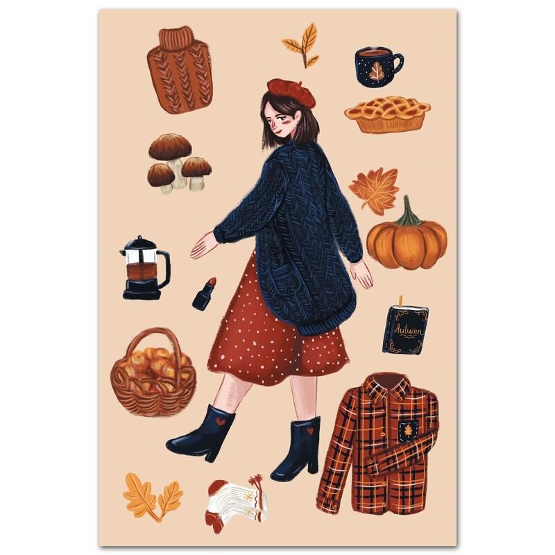 Осенний список