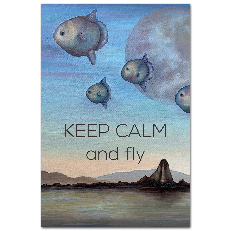 Keep Calm и лети