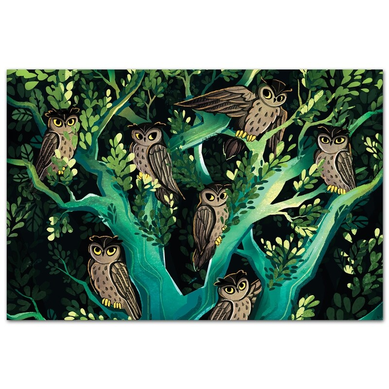 Совиное дерево