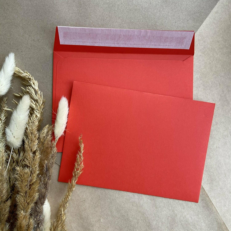 Маковый конверт С6 (11,4х16,2 см)