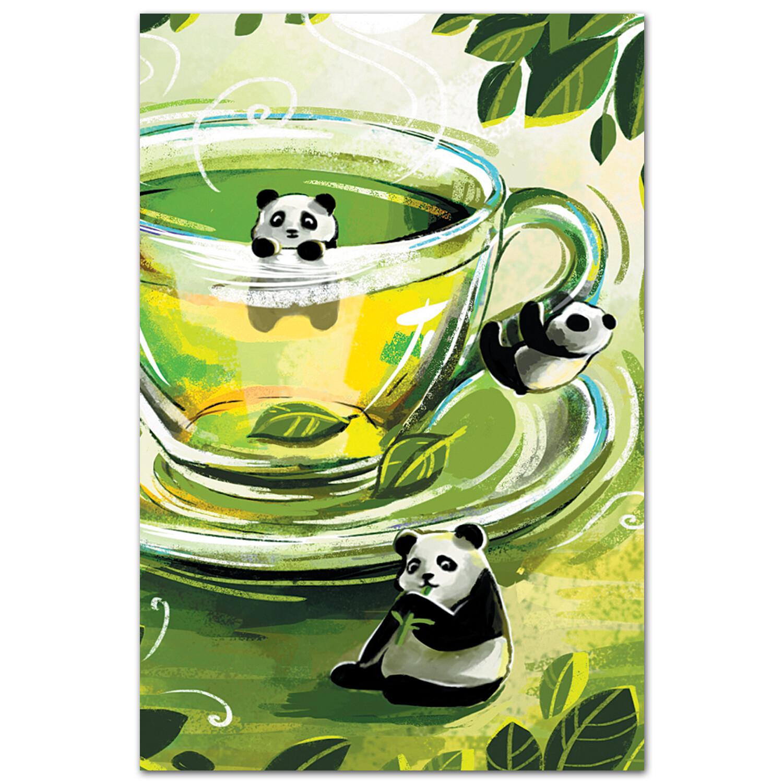 Чай Панда