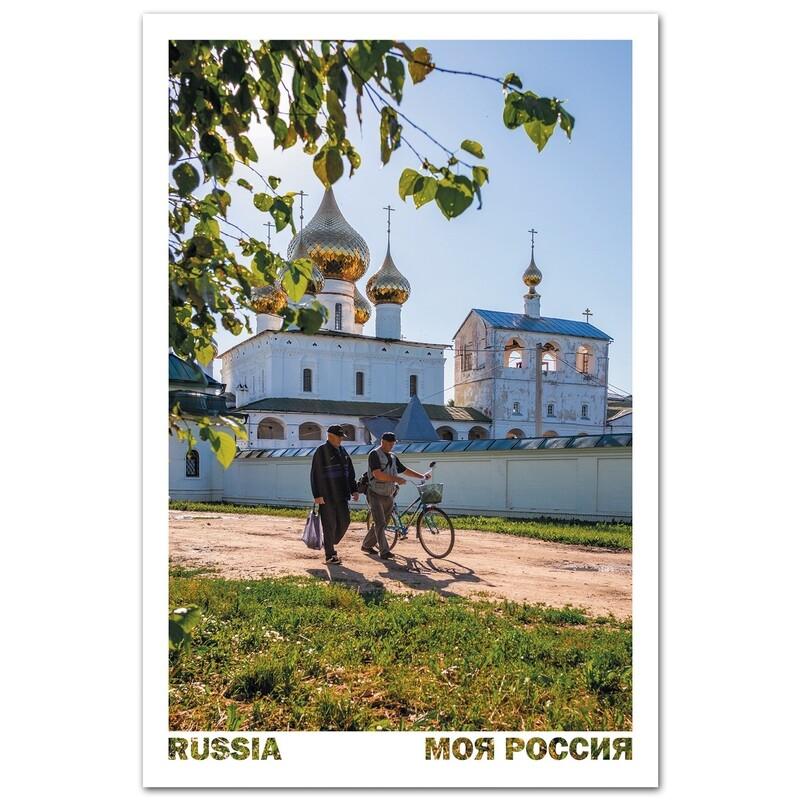 Воскресенский монастырь. Углич, Ярославская область