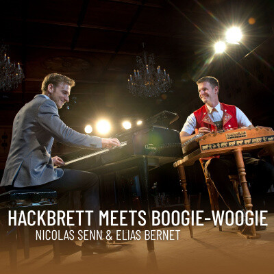 Senn Nicolas & Bernet Elias | Hackbrett meets Boogie-Woogie