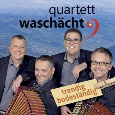 Quartett Waschächt | trendig bodeständig