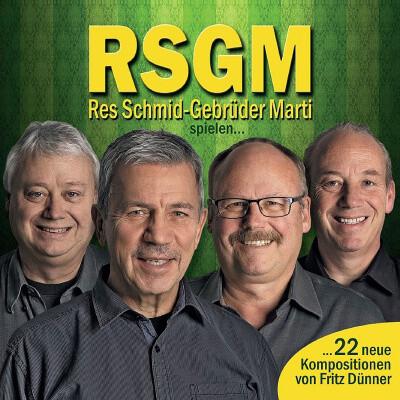 RSGM Res Schmid - Gebrüder Marti | ..22 Kompositionen von Fritz Dünner