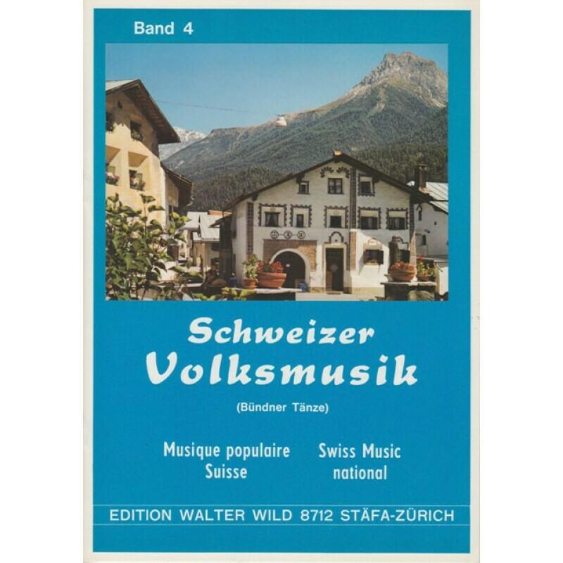 Schweizer Volksmusik Band 4