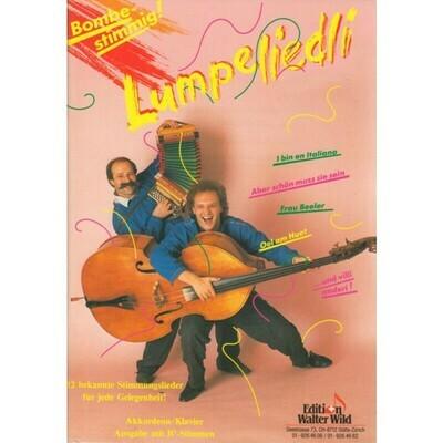 Lumpeliedli Band 1