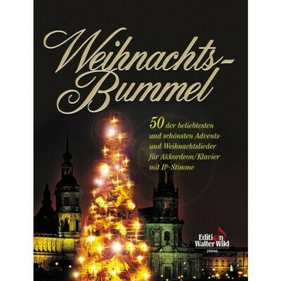 Partitions de Noël - Weihnachts-Bummel