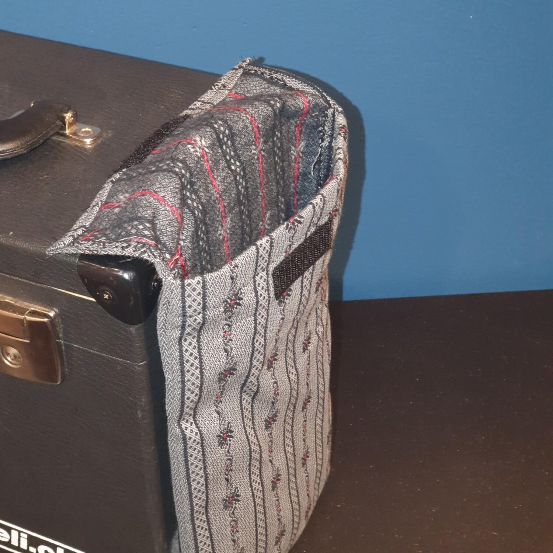 Saccoche pour coffre d'accordéon