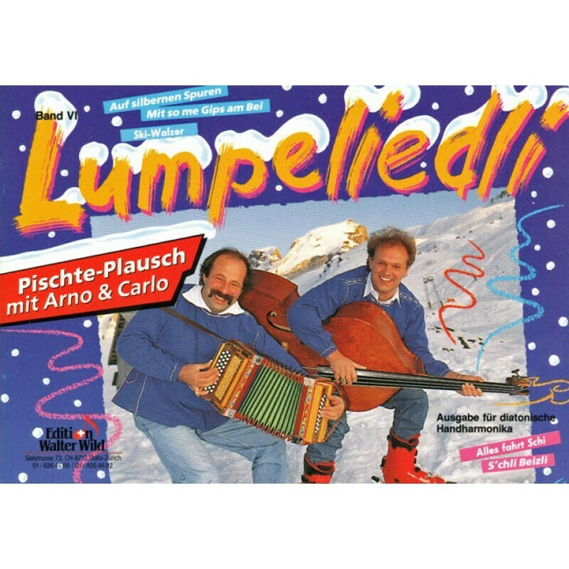 Lumpeliedli Band 6