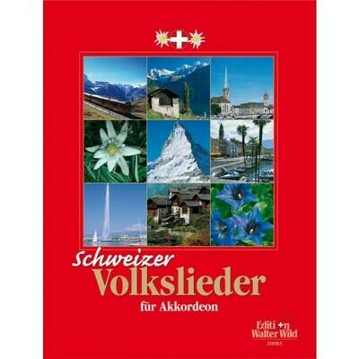 Chansons Populaires de Suisse (chromatique)