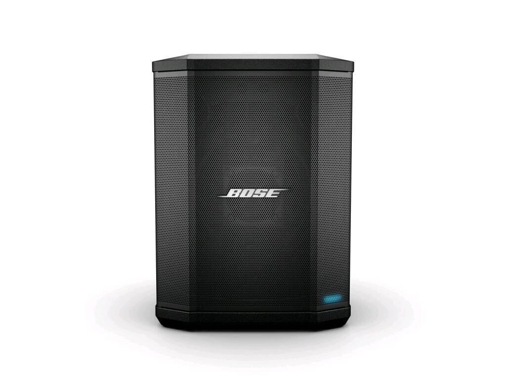 Colonne amplifiée Bose S1 Pro compact et sur batterie