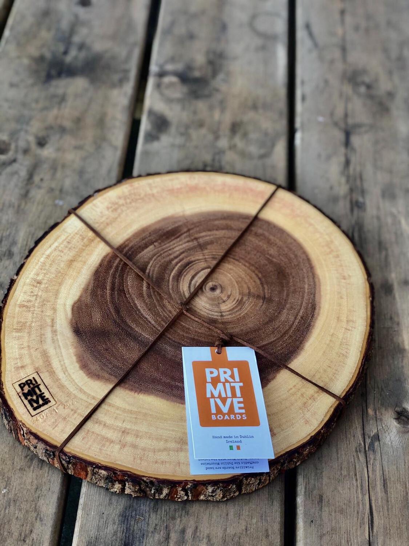 Rustic Tree Trunk Cheese Board #323