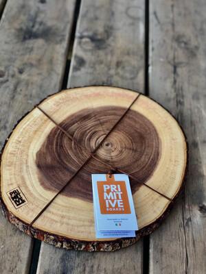 Rustic Tree Trunk Cheese Board #252