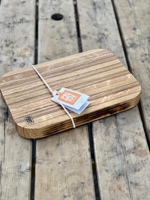 Burnt Oak Cutting Board #303