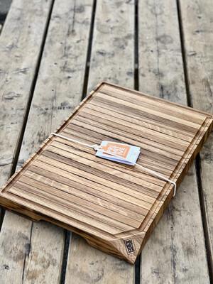 Burnt Oak Cutting Board #300