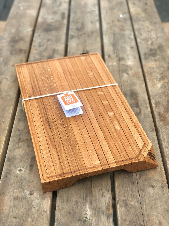 Burnt Oak Cutting Board #354