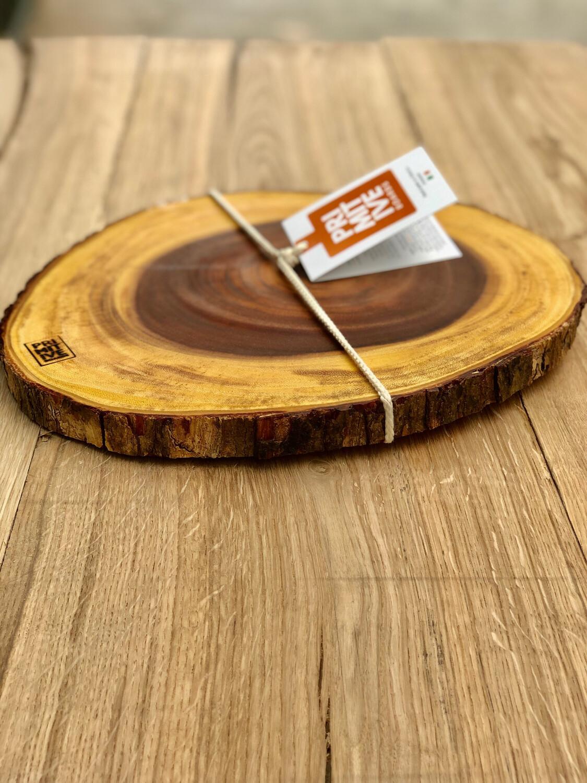 Large Rustic Tree Trunk Cheese Board #370