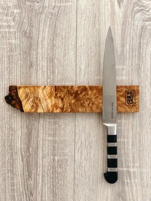 Magnetic Knife Holder - Olive Ash