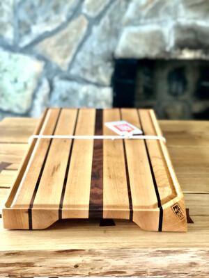 Chopping Board - Maple & Walnut
