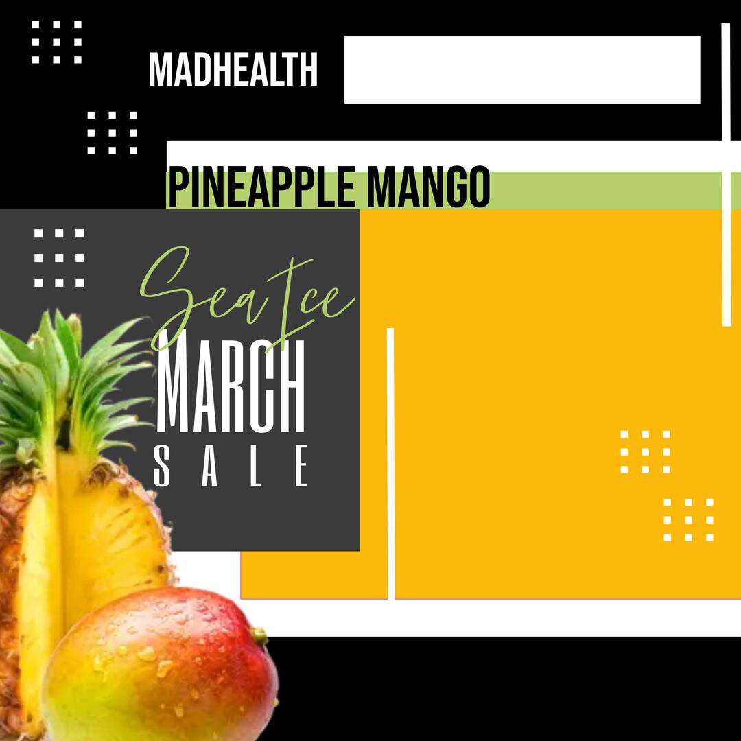 SEAICE March Flavor  SALE: 8oz of Pineapple Mango SeaIce Mix